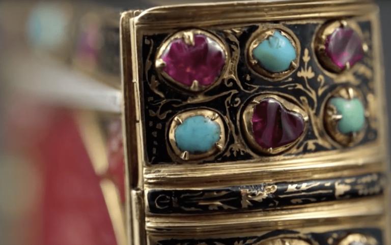 Libro d'Ore di Francesco I: un piccolo gioiello con una storia da raccontare