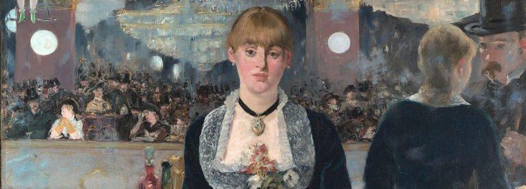 """Manet e i sogni de """"Il bar delle Folies-Bergères"""""""