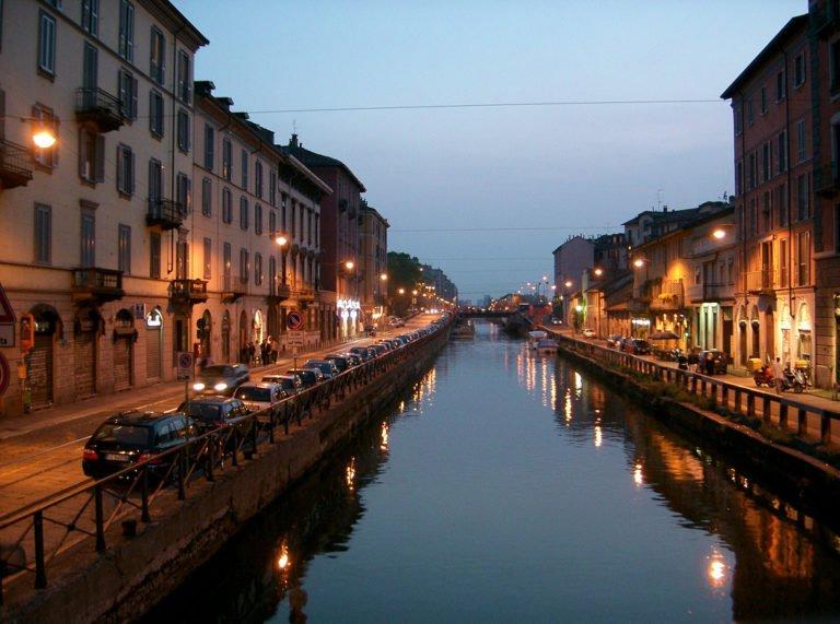 Alda Merini, Milano e i luoghi della poesia