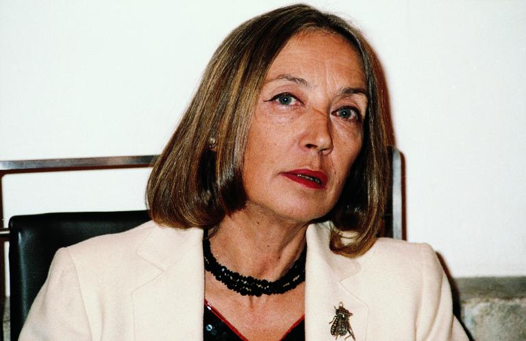 Il peccato di sottovalutare Oriana Fallaci