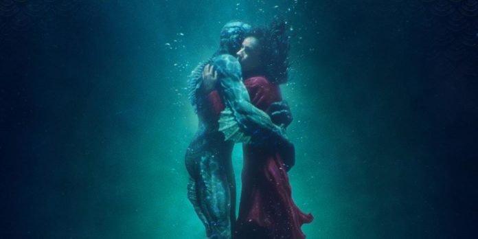 Oscar 2018: «La forma dell'acqua» è miglior film