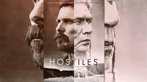 Hostiles: (de)costruire il nemico