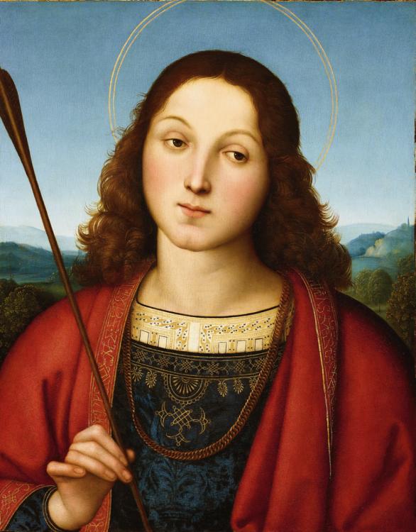 Da Urbino ai fiamminghi, «Raffaello e l'eco del mito» alla GAMeC di Bergamo