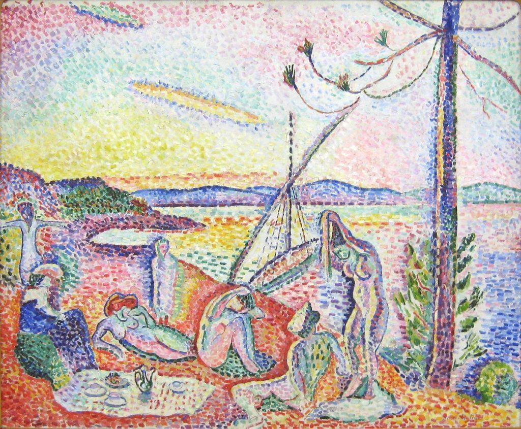 Henri Matisse, «Luxe, calme et volupté»