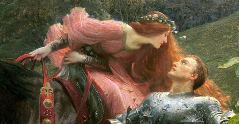 «La Belle Dame Sans Merci»: Frank Dicksee, John Keats e l'immaginario Pre-raffaellita