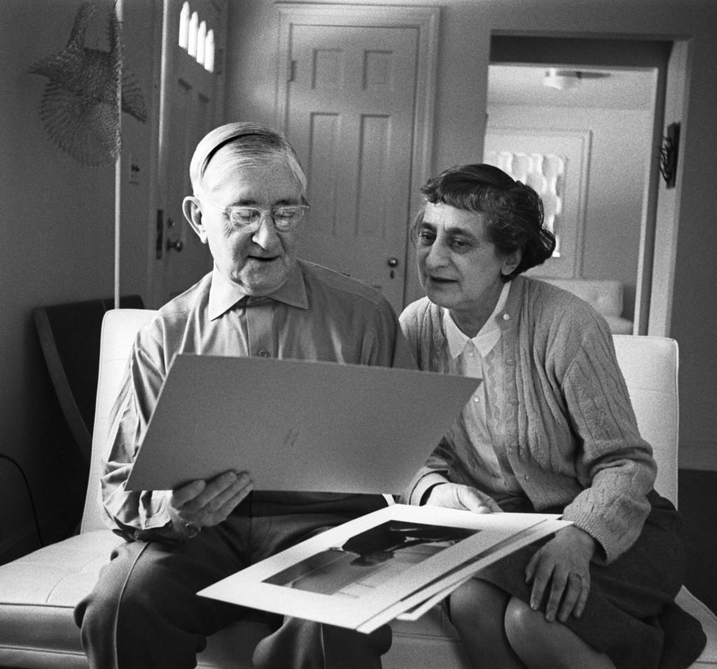 Josef e Anni Albers