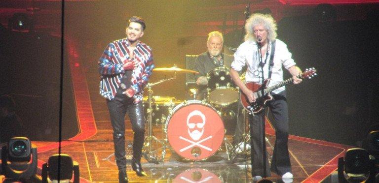 """Queen + Adam Lambert: un americano alla corte della """"Regina"""""""