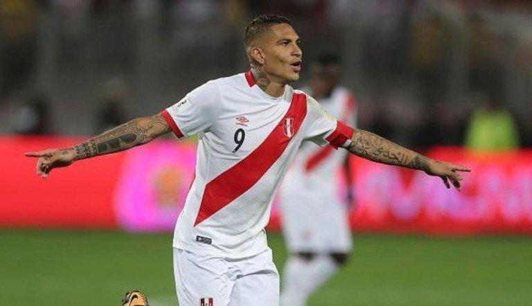 Storie di sport. Le vicende di Paolo Guerrero e del suo Perù