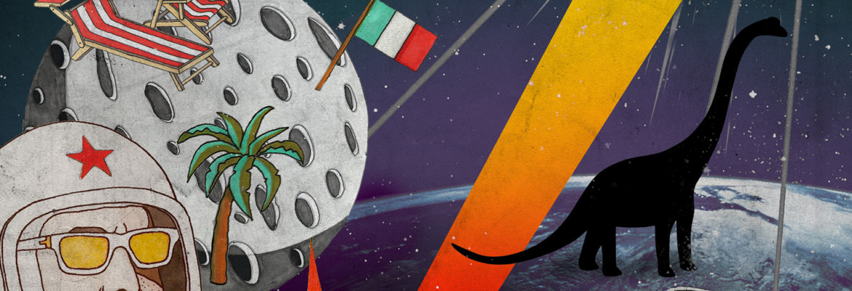 Sputnik, Luca Carboni