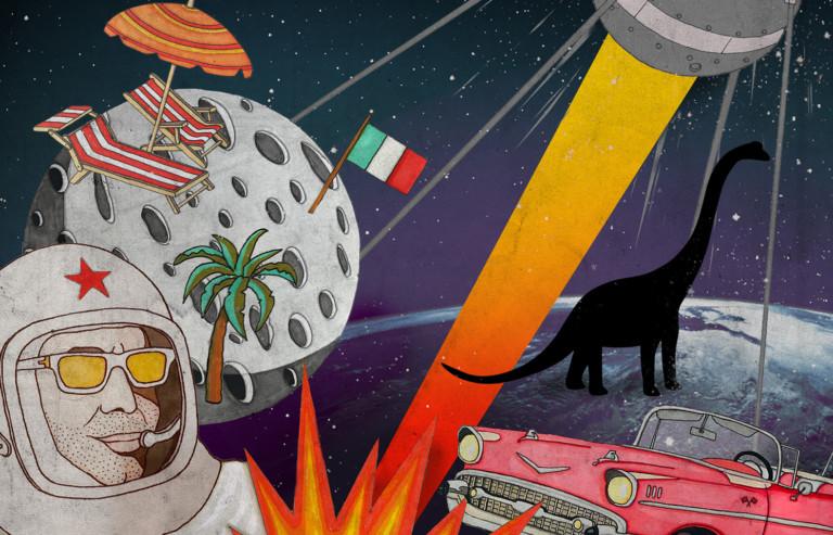 «Sputnik», il nuovo album di Luca Carboni tra new wave anni '80 e indie italiano