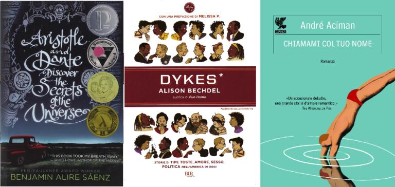 Libri a tema LGBT: 10 consigli di lettura