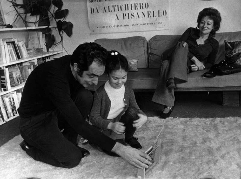 Chichita, Italo Calvino e Giovanna
