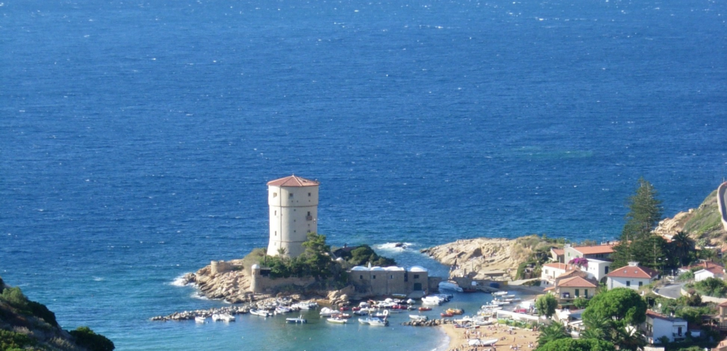 isola del giglio campese