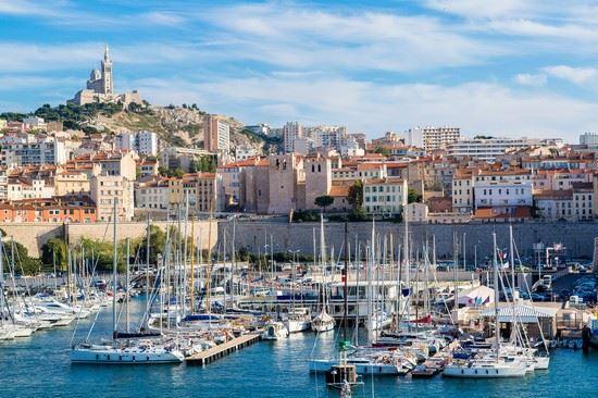 Marsiglia porto