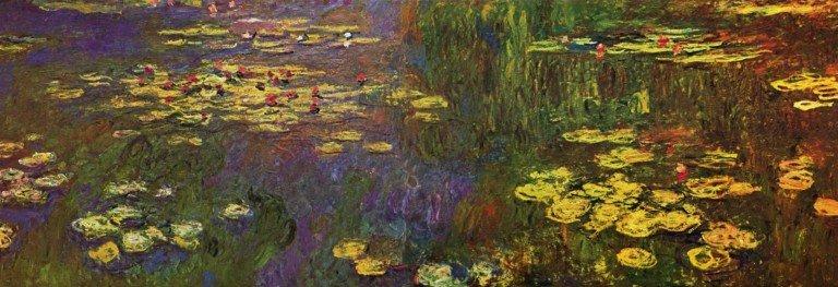 Le Ninfee di Monet: una storia di dolore e di bellezza