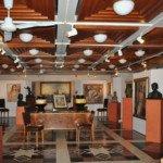 Un itinerario alla scoperta del patrimonio della Galleria Civica d'Arte Moderna e Contemporanea di Latina