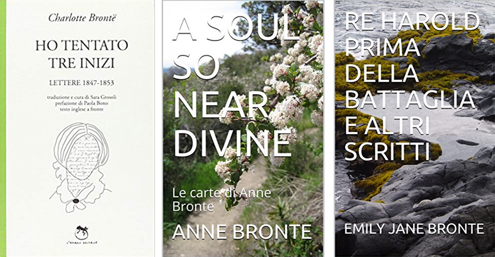 Sara Grosoli libri Brontë