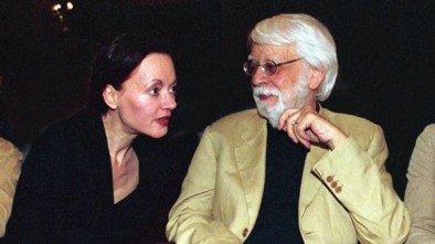 Patrizia Valduga e Giovanni Raboni