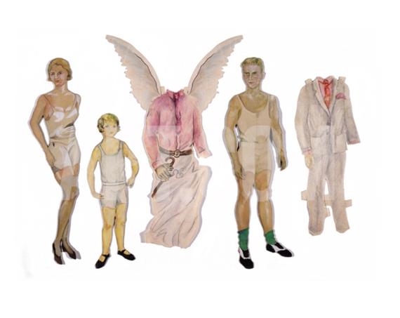 Zelda Fitzgerald bambole