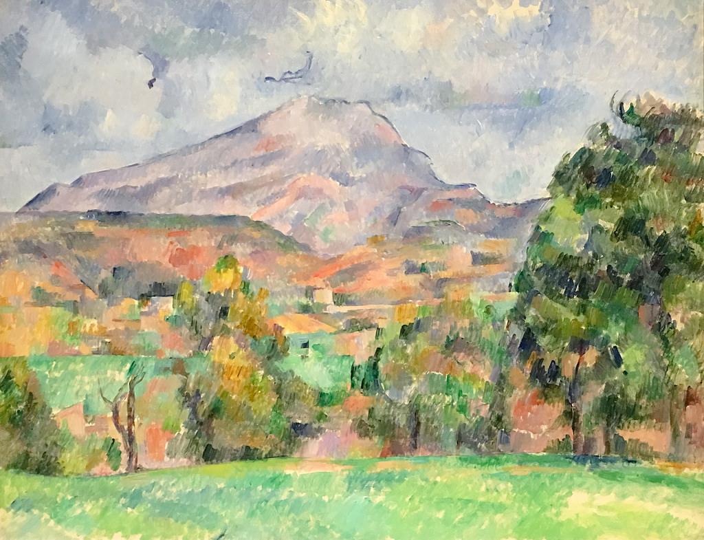 atelier di Cezanne