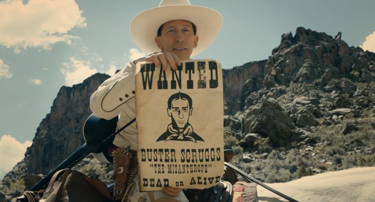 «The Ballad of Buster Scruggs», le mille e una notte in salsa western