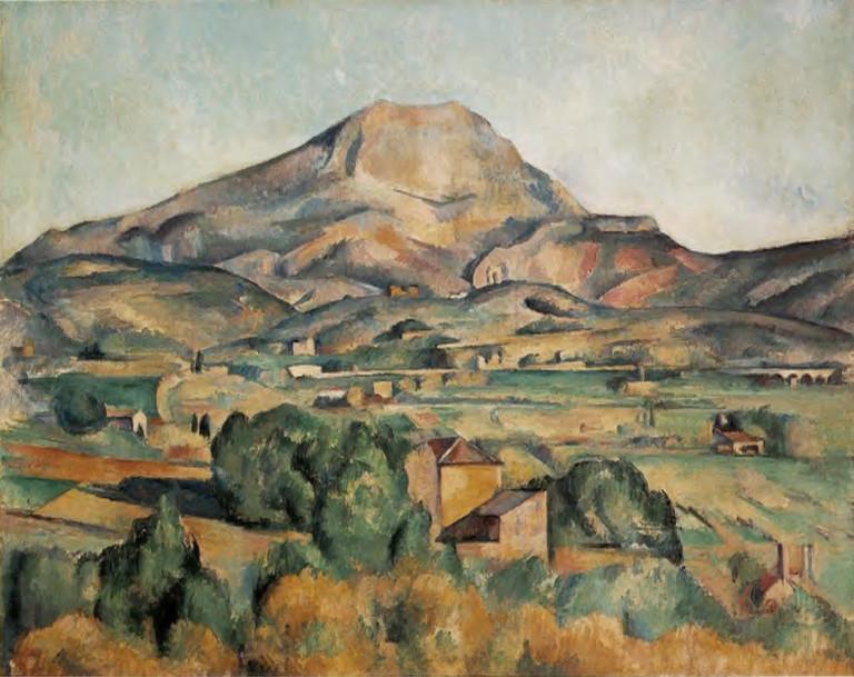 L'atelier di Cézanne nella campagna francese a Aix-en-Provence