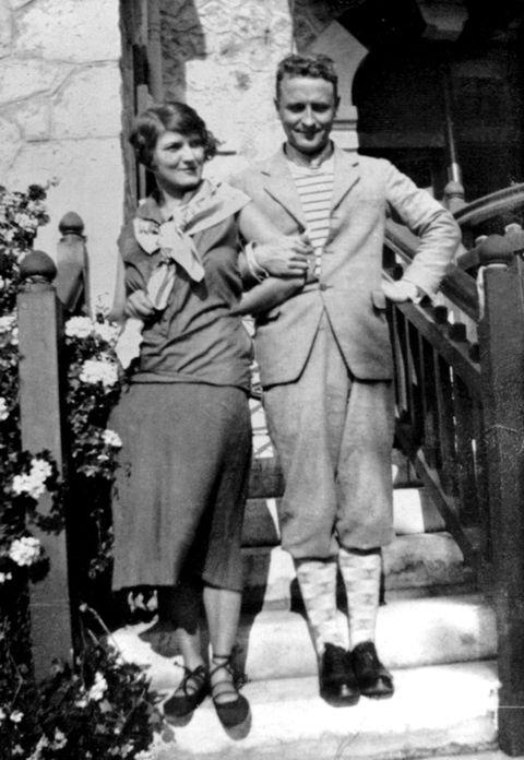 Francis Scott e Zelda Fitzgerald