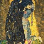 Dieci rivisitazioni de «Il Bacio» di Klimt