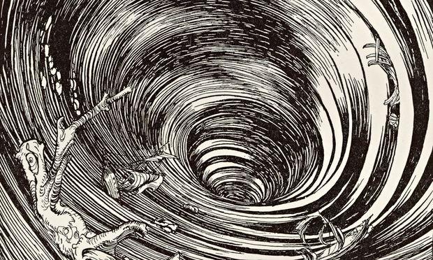 «Una discesa nel Maelström» di Edgar Allan Poe, la bellezza e il terrore della natura