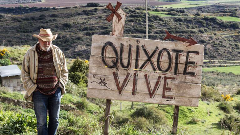 «L'uomo che uccise Don Chisciotte», la grande impresa di Terry Gilliam