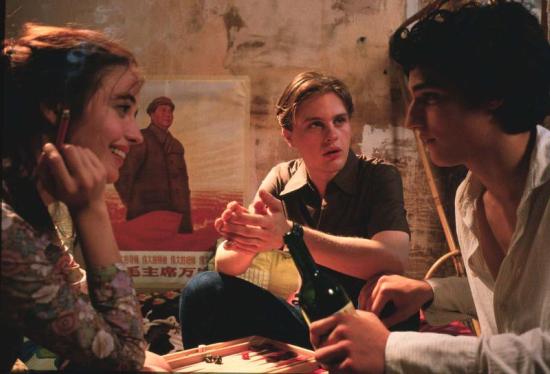 Isa, Matthew e Theo