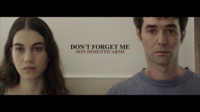 Non dimenticarmi