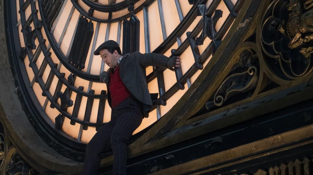 Il ritorno di Mary Poppins Big Ben