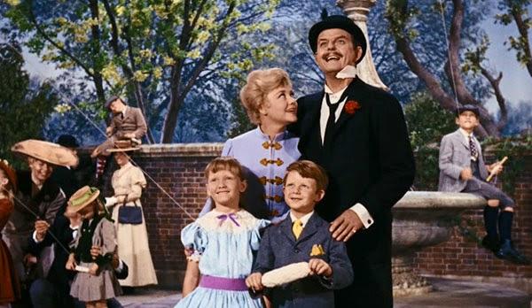 Mary Poppins aquilone