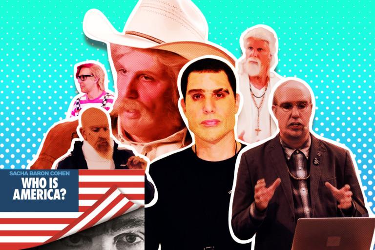 «Who is America?», la satira di Sacha Baron Cohen non è più abbastanza
