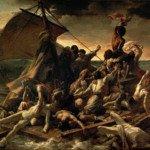 «La zattera della Medusa»: il naufragio di una società intera