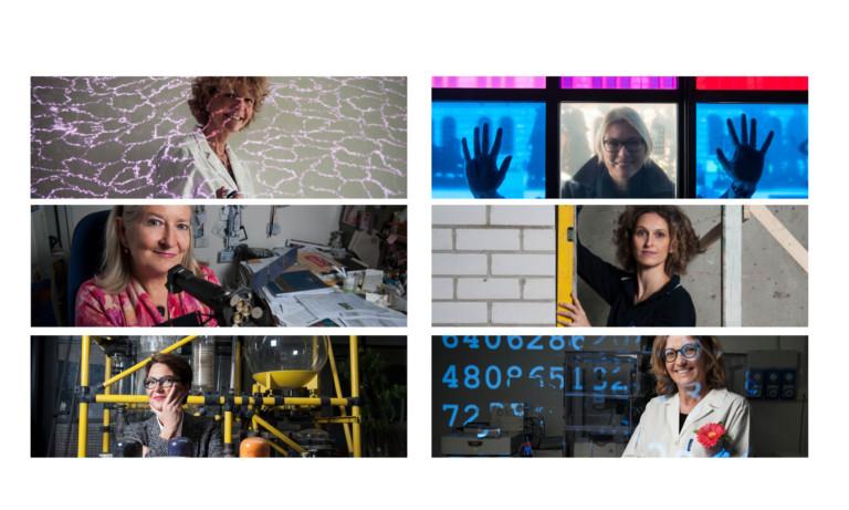 Una vita da scienziata: i volti delle esperte in mostra a Milano