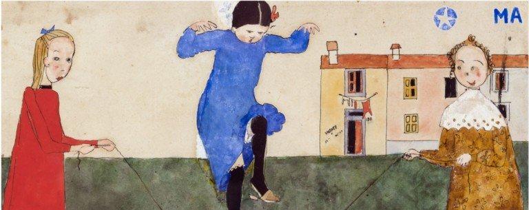L'artista bambino: infanzia e primitivismi nell'arte italiana del primo Novecento