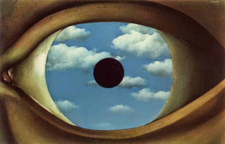 Breve metafisica dello sguardo