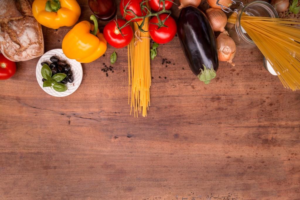 cibo cucina mediterranea educazione alimentare