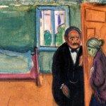 La percezione della morte del giovane Munch