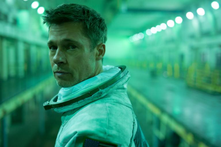 Venezia76. «Ad Astra», sontuoso sci-fi di James Gray con Brad Pitt protagonista
