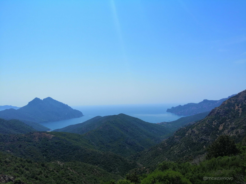 golfo di girolata corsica