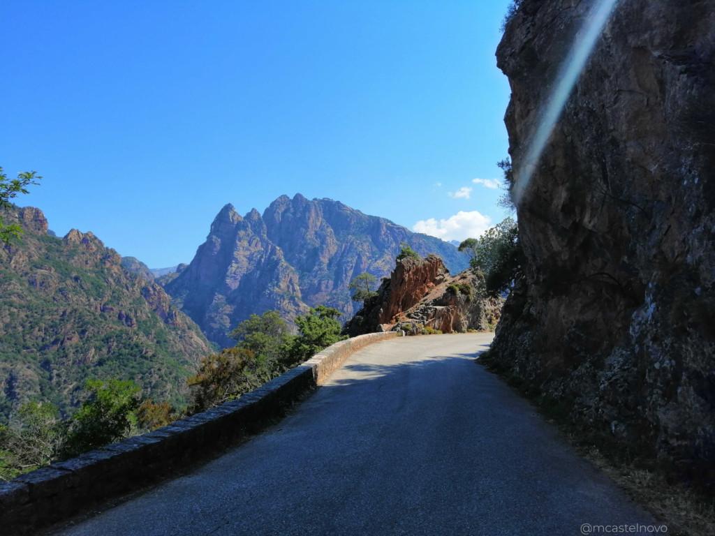montagne in corsica