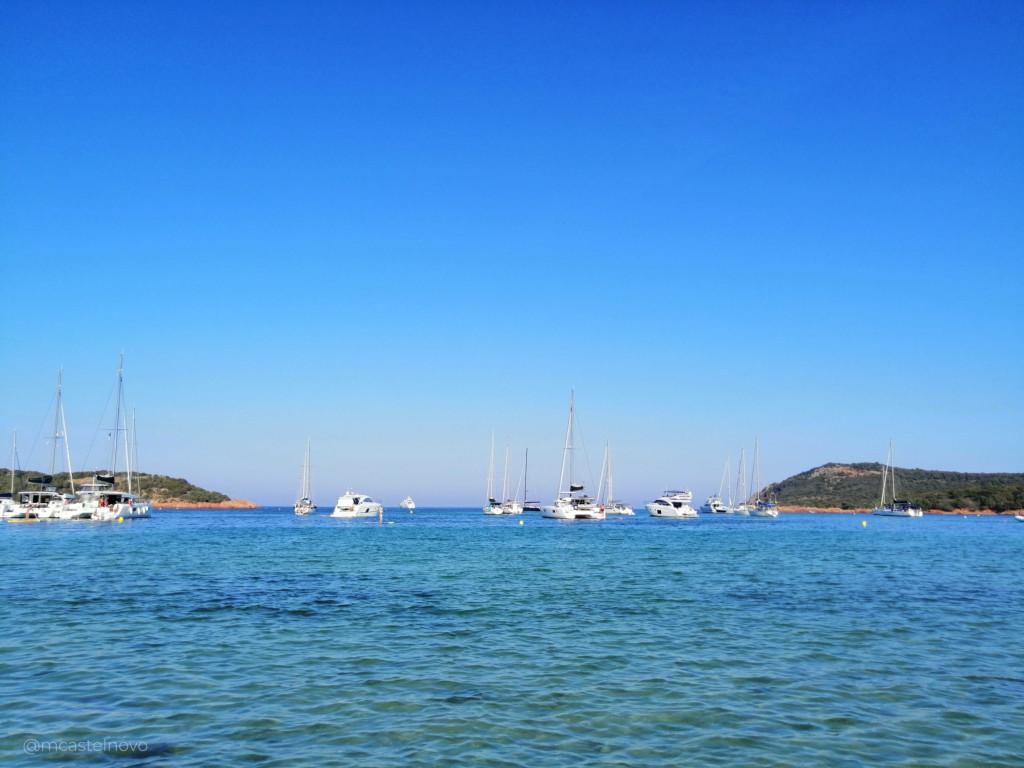 plage rondinara corsica