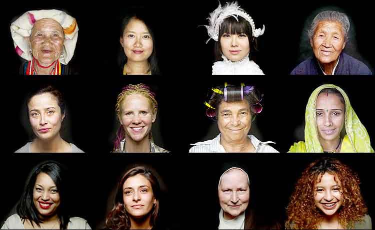 Venezia76. «Woman», il volto della donna nell'ultima opera di Yann Arthus-Bertrand