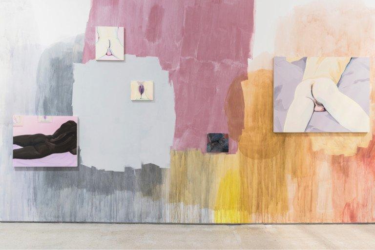 Celia Hempton: intima espressione del corpo