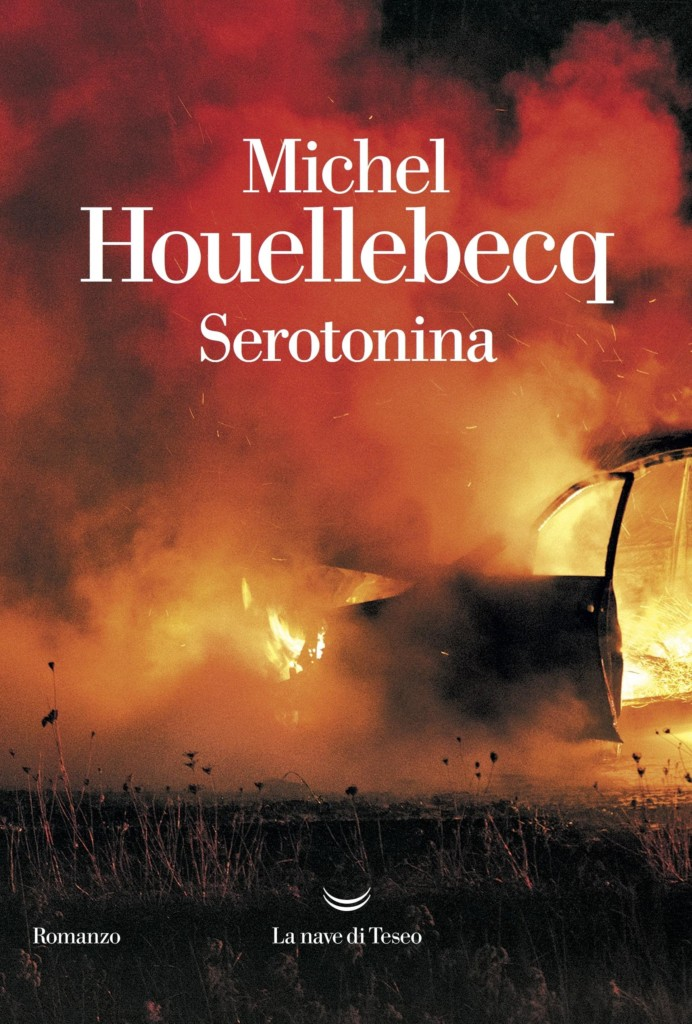 Serotonina, Michel Houellebecq