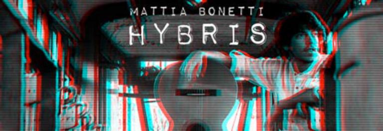 Mattia Bonetti e la sua «Hybris»
