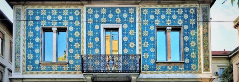 Il Villino Maria Luisa: un gioiello Liberty nel cuore di Milano